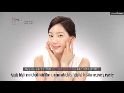 [Get it Beauty Self] Tae Yeon's Snail Solution for Acne prone Skin