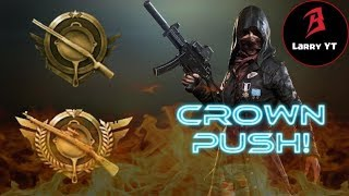 Diamond player pushing for Crown | Try hard PUBG MOBILE LIVE STREAM!!