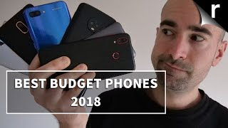 Best Budget Phones of 2018 | Mobiles under £200, £300 & £400!