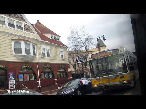 TheMBTADog: MBTA Bus 26 Ride - ASHMONT BELT via NORFOLK & WASHINGTON STREETS [NABI CNG 2117]
