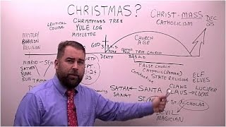 Video: Christmas and Pagan Influences - Robert Breaker