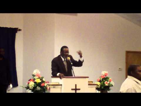 Rev Dr R.O.Calhoun/Pastor Of Union M.B.church/Moultrie,Ga/Old Ship Of Zion