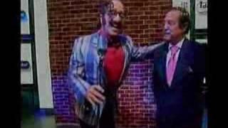 Johnny Petardo, el semidios del humor