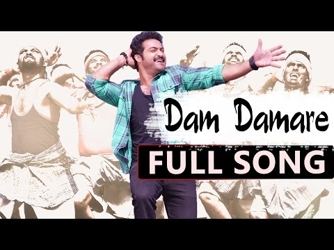 Dam Damare Full Song || Rabhasa Movie || Jr.Ntr, Samantha, Pranitha