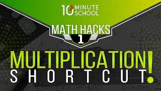 01. Math Hacks #1: Multiplication Shortcut! By Ayman Sadiq