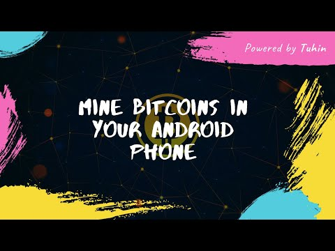 ▶ How To Mine Bitcoin in Your Android Phone || Bitcoin Mining in 2017 || Tutorial || ◀