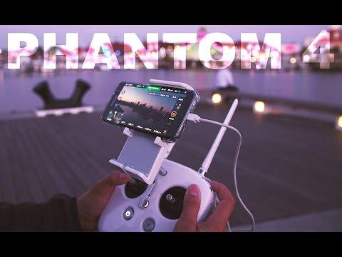 DJI Phantom 4 Revisited + CRASH TEST!