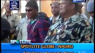 Spotlite Trans 7 - Globe Nauru
