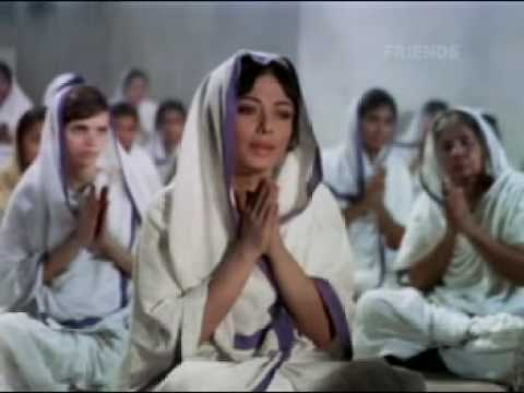 O Jag Ke Palan Hare, Lata Mangeshkar (vandana Movie) video