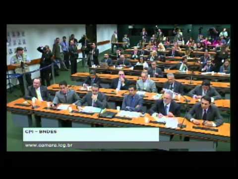 CPI do BNDES ouve Eike Batista