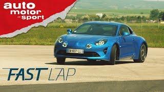 Alpine A110 (2018): Ein Renault zum Verlieben? - Fast Lap | auto motor und sport