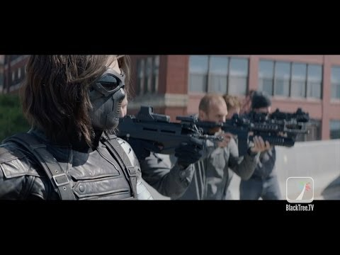 Sebastian Stan talks about playing The Winter Soldier