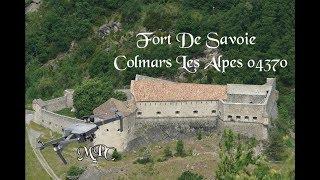 Fort De Savoie Colmars Les Alpes France
