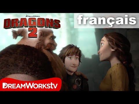 Dragons 2 - Featurette Une famille réunie [Officielle] VOST HD