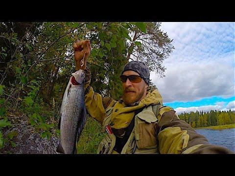 видео рыбалка и охота в северной карелии