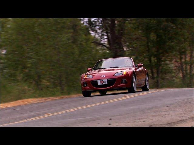 On the road: 2014 Mazda MX-5 Miata