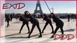Download Lagu [KPOP IN PUBLIC] E.X.I.D _ DDD by VICTORY's from FRANCE Gratis STAFABAND