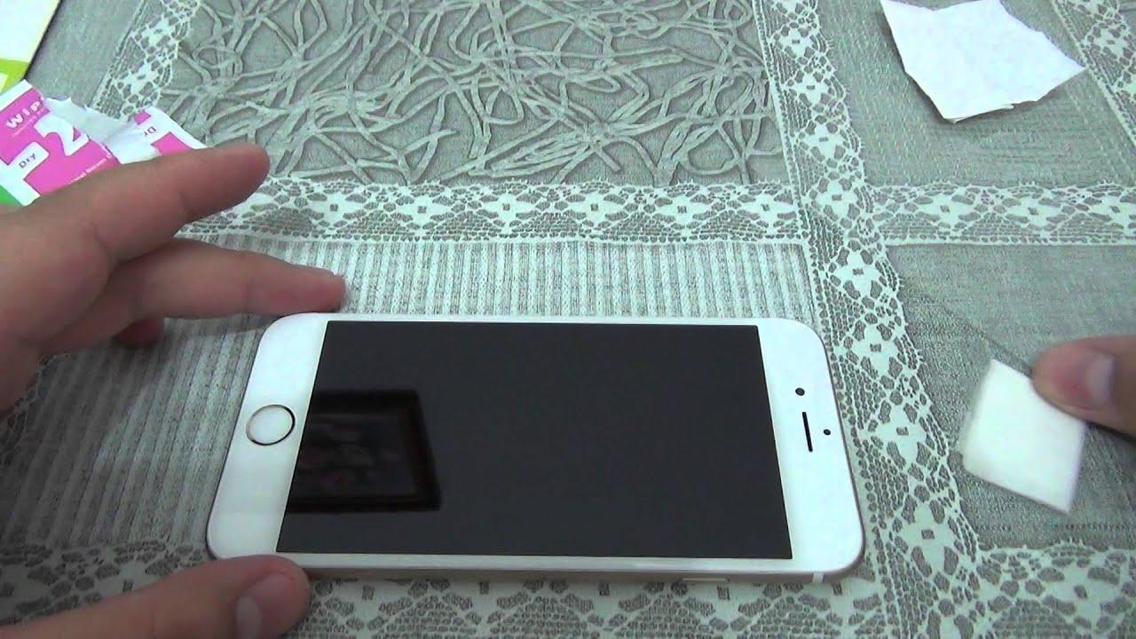 Как наклеить и обрезать плёнку на телефон в домашних условиях
