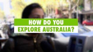 Learn English: How do you explore Australia?