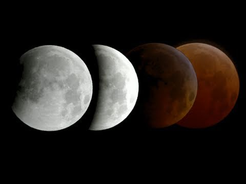 Thumb Video Streaming of the Lunar Eclipse, June 15 2011 (Youtube)