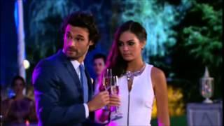 Damián llega a la fiesta de compromiso de Marina y Hernán (La Tempestad)
