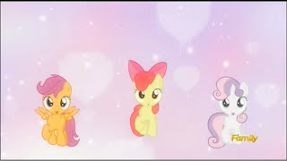 The Cutie Mark Crusaders Get Their Cutie Marks - MLP : Friendship is Magic