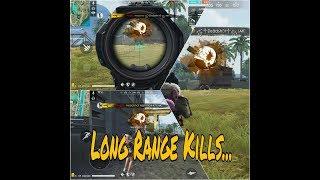 LONG RANGE KILLS RANKED MATCH SQUAD PLAY!!! BEST OF DRAGON AK47