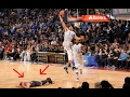 Steph Curry lays down during NBA All Star Game so he doesn't get dunked on by Giannis Antetokounmpo thumbnail