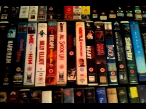 Rental VHS Collection (2014 Edition)