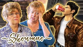 Moms search for SAILORS in SHENMUE!