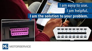 OBD – On-Board Diagnostics Part 1: Introduction - EN - Motorservice Group