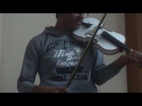 Appangal Embadum By Akshay On Violin video