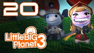 LittleBigPlanet 3 - Прохождение игры на русском - Кооператив [#20] PS4