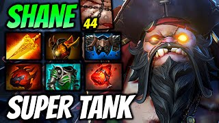 SHANE SUPER TANK - 2020 Pudge Gameplay Dota 2