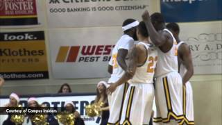 Jordan Price Sends Game To Overtime With Halfcourt Buzzer Beater