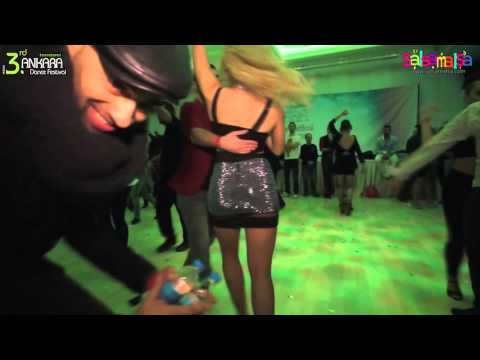 Walk like Nobody is dancing on the Dancefloor! :)