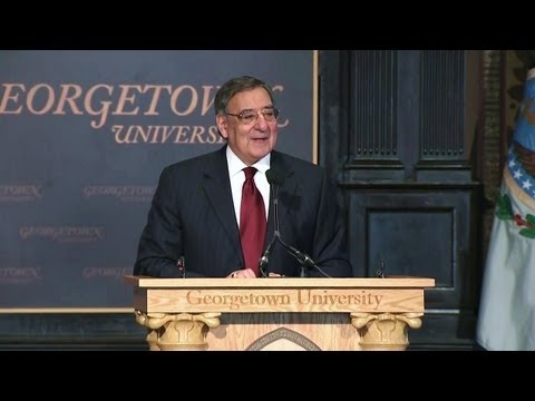 Leon Panetta - Security and Leadership