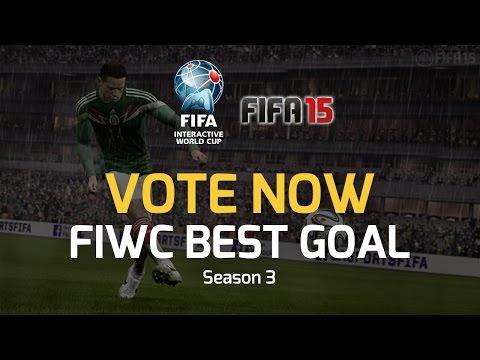 FIFA15 - Goal of Season 3 FIWC - VOTE NOW!