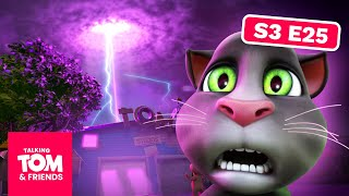 Retro-Sonic Angela - Talking Tom and Friends | Season 3 Episode 25
