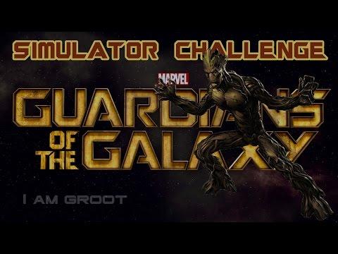 Marvel Avengers Alliance: Guardian Groot Simulator Challenges