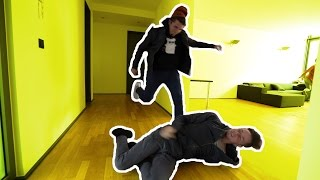PALUTEN VS REWI FIGHT!