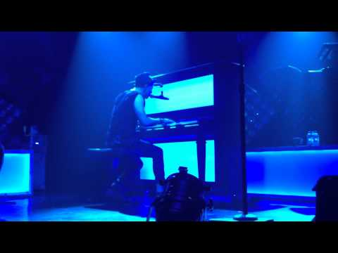 Onerepublic - Apologize   Same Love   We Found Love   Yellow Cover (live In Melbourne 2013) video