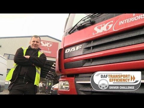 DAF Transport Efficiency Driver Challenge - Meet the Finalists: Michal Paszt