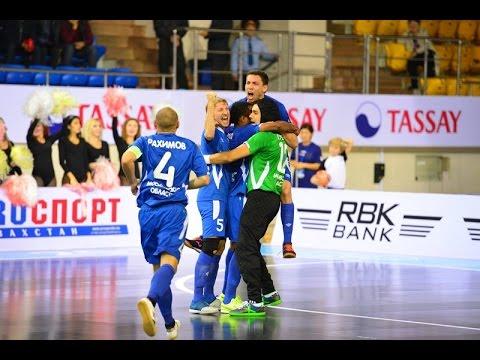 INTELLI vs DYNAMO. World Futsal Supercup.Semifinal. 02/10/2014