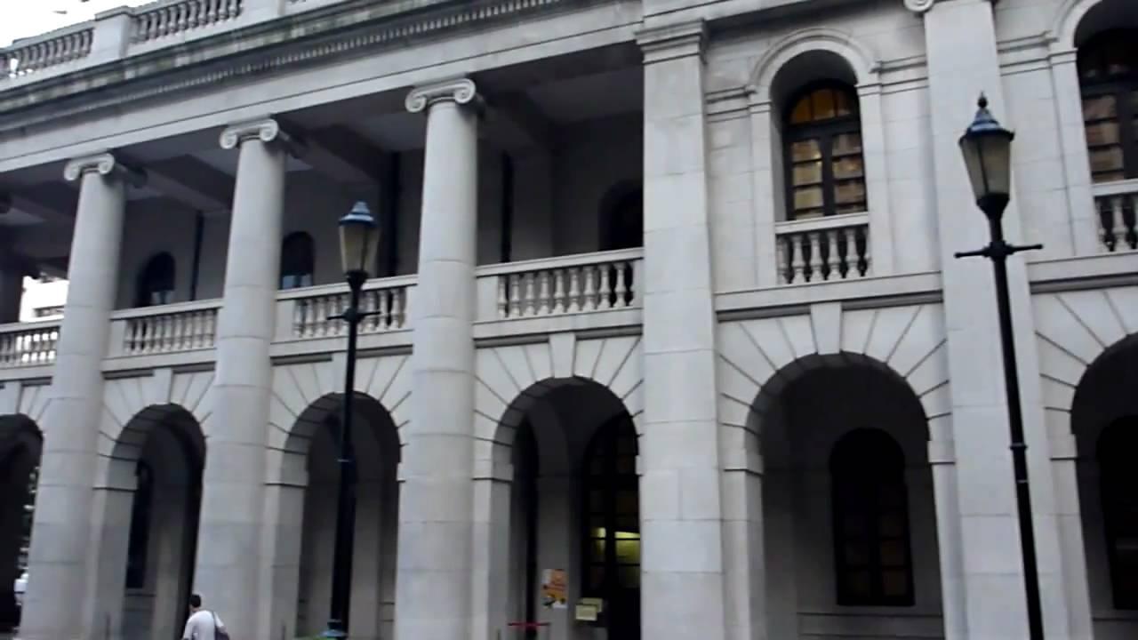 Old Legislative Building Legislative Council Building