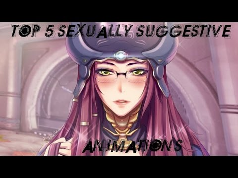Warframe: Top 5 Sexually suggestive IN-GAME animations