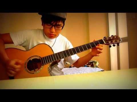 Viva La Vida - Fingertyle arrangment by Amos Lim