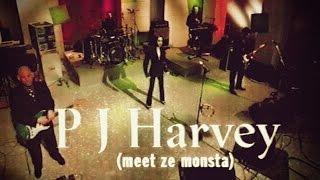 Watch Pj Harvey Meet Ze Monsta video