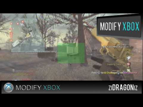 MW2 - 10th Prestige Lobby After Patch, WORKING MODDED CLASSES!