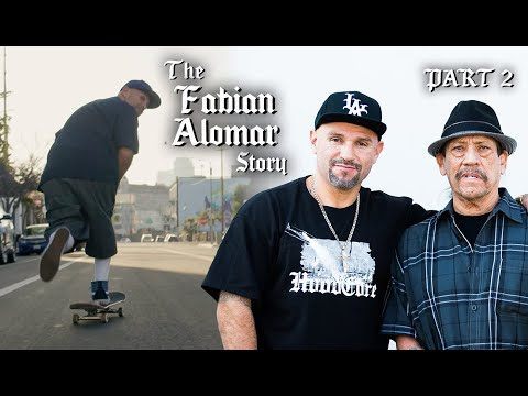 Recovery Through Skateboarding: The Fabian Alomar Story Pt. 2